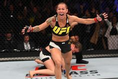 UFC Fighter Cris Cyborg Challenges Becky Lynch At Summerslam – Wrestling News Chris Cyborg, Miesha Tate, Ufc Women, Ufc Fight Night, Combat Sport, Wrestling, Ronda Rousey, Mixed Martial Arts