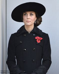 Duchess Kate: The Royal Family Gathers for Sombre Remembrance Sunday