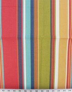 Westport Stripe Garden - Indoor / Outdoor | Online Discount Drapery Fabrics and Upholstery Fabric Superstore!