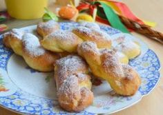 Recept na velikonoční jidáše krok za krokem Pavlova, French Toast, Treats, Baking, Breakfast, Sweet, Food, Basket, Sweet Like Candy
