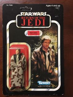 Action- & Spielfiguren inserts custom vintage Star wars 12 han solo stormtrooper disguise box