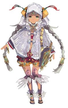 Atomina / Atelier Sophie: The Alchemist of the Mysterious Book