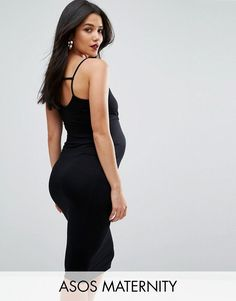 2d22a60895 Get this Asos Maternity s tube dress now! Click for more details. Worldwide  shipping.