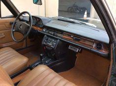 1973 Mercedes-Benz 280C Coupe W114 Original Classic Barn Find for sale: photos, technical specifications, description
