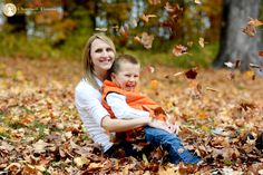 Outdoor fall time fun. Charnell Timms Photography