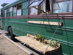 Have I posted any Bug Out Buses here before? I don't think I have. The premise behind Bug Out Buses is that you have a vehicle that also provides your shelter & home. Post-apo Application: You'...