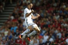 Zlatanera continues in Manchester United shirt