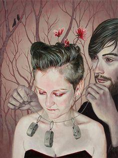 ✯ Homecoming .:☆:. Artist Casey Weldon ✯