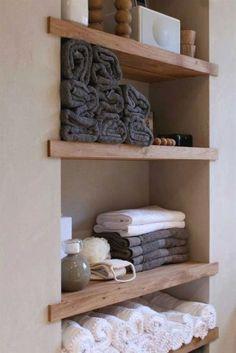 Rustic Farmhouse Style Bathroom Remodel Ideas (41) #BathroomRemodeling