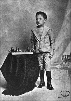 1898 Capablanca