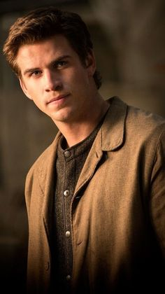 Gale Hawthorne (Liam Hemsworth) - Catching Fire