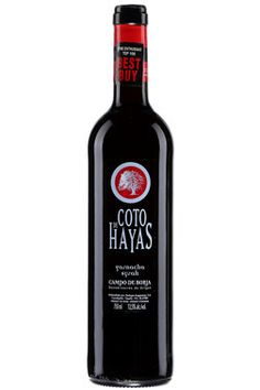 Coto de hayas - Syrah (11$) Un bon petit vin de semaine! Obstacles, Wine Drinks, Cool Things To Buy, Alcohol, Bottle, Wine Cellars, Drink Wine, Red Wine, Cool Stuff To Buy