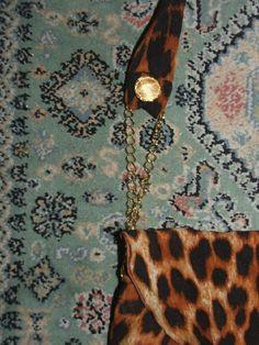 borsa leopardata