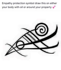 Empath protection symbol