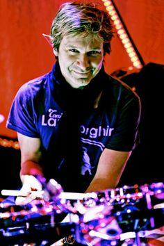 Roger Taylor. the eternal drum god. :)
