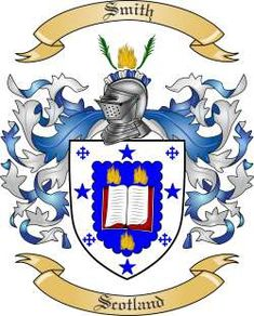 Smith English Coat Of Arms