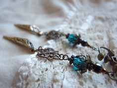 loki inspire handmade accessory   crafts beads   earring