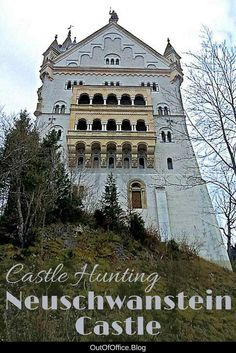 Mountains, waterfalls, forests, lake of swans, scandal and mystery, Neuschwanstein Castle has it all! This Fairytale Castle is an easy day trip from Munich. #NeuschwansteinCastle #CastleHunting #GermanyRomanticRoad
