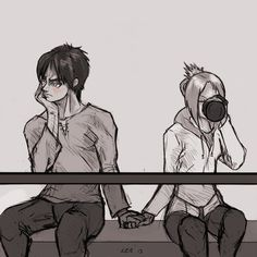 eren and annie - Google Search