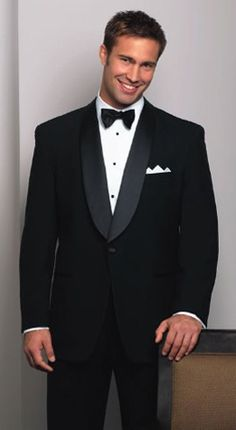 heres andys tux - Costume Jaquette Mariage
