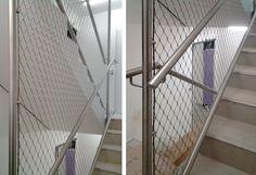 Geländer für Treppen, Balkone, Galerien, zur Absturzsicherung - Bau- und Kunstschlosserei Quooß, Metallbau
