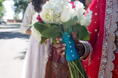 Hidden Mickey Mouse at Disney themed Indian/Pakistani/Fijian/American wedding in California