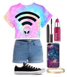 """Out of this world style"" by cbkindt ❤ liked on Polyvore"