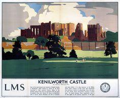Kenilworth Castle LMS