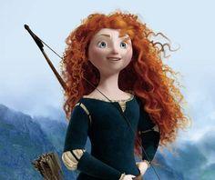 Unhas da Semana - Princesas Disney: Merida | Beauty Rock