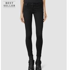 CLICK TO SHOP IT ➡️All Saints Jeans ⚡️ #jeans #allsaints https://www.theshopally.com/celinefloat/20160216/click-to-shop-it-all-saints-jeans-jeans-allsaints