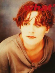 Liz Fraser, 1990.