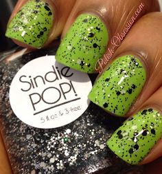 Polish Obsession: Sindie POP - Cookie Shake