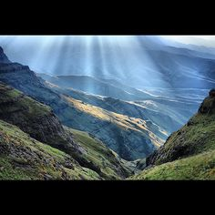 Lesotho, Southern Africa.   Photographer Guilherme Amorim