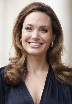 Angelina Jolie supports the U.N. Refugee Agency Repinning to support.  Us Weekly will donate $1 to St. Jude Children's Research Hospital for every repin.  JOIN THE FIGHT.