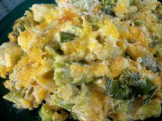 SCD Broccoli-Cauliflower Gratin