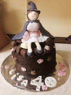 Witch cake :)