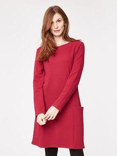Helena Organic Cotton Dress  - Dresses - WOMEN