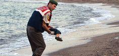 La foto que demuestra el drama de los migrantes