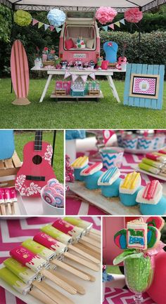 16 Teenage Girl Birthday Party Theme More