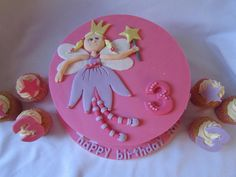fairy cake and fairy cakes by jenny lofthouse