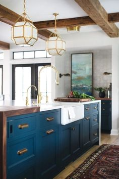 Rustic Kitchen Decoration #rusticdesign