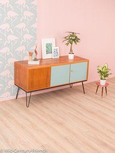Vintage Kommoden - 60er Sideboard, 50er, Kommode, Vintage - ein Designerstück…
