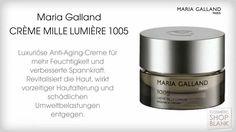 Maria Galland Mille - Präsentation von exklusiven Kosmetikprodukten. Bestellen Sie bequem online, ohne Versandkosten auf www.cosmetic-shop-blank.de