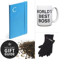 Make a Good Impression With These 10 Gifts For the Boss