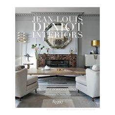 Jean-Louis Deniot: Interiors Hardcover – September 2014 by Diane Dorrans Saeks (Author), Xavier Bejot (Photographer) The first book on. Jean Louis Deniot, Best Design Books, Interior Architecture, Interior Design, Interior Doors, French Interior, Elle Decor, Living Room Interior, Decoration