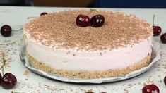 Fruit Pie, Jello, Vanilla Cake, Tiramisu, Yogurt, Cherry, Ethnic Recipes, Desserts, Food