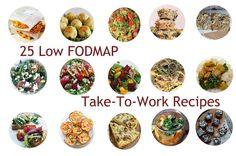 25 Low Fodmap Take-To-Work Recipes