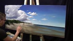 Time-lapse Acrylic Painting Demo - The Elephant by JM Lisondra - YouTube