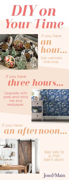 """Shop DIY styles at """"too-good-to-be-true"""" prices. Home Projects, Projects To Try, Stick On Tiles, Shops, Diy Home Improvement, Home Hacks, Interior Design Living Room, Making Ideas, Diy Furniture"""