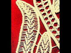 How to Make Flower Romanian Point Lace Урок 63 Румынское кружево – Herzlich willkommen Irish Crochet, Knit Crochet, Romanian Lace, Knit Baby Booties, Point Lace, Needle Lace, Crochet Designs, Flower Making, Baby Knitting